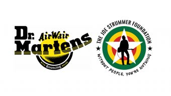 Joe Strummer Foundation Partnership With Dr. Martens
