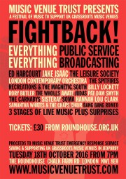 Proud to be supporting #FIGHTBACK