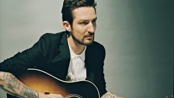 RAFFLE: Win Frank Turner's Lyric Sheets From 'Get Better' Music Video