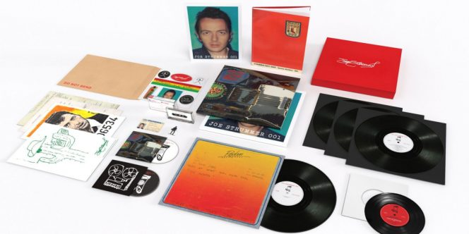 Joe Strummer 001 - Boxset Archive Recordings