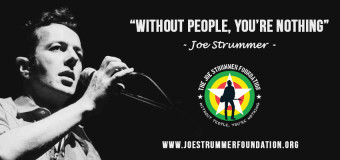 Fundraising Events For The Joe Strummer Foundation 2015