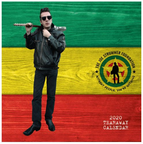 JSF 2020 Calendar - Joe Strummer Foundation - Support
