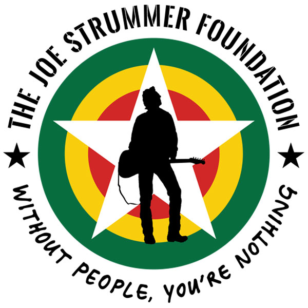 Join The Joe Strummer Foundation - Click Here