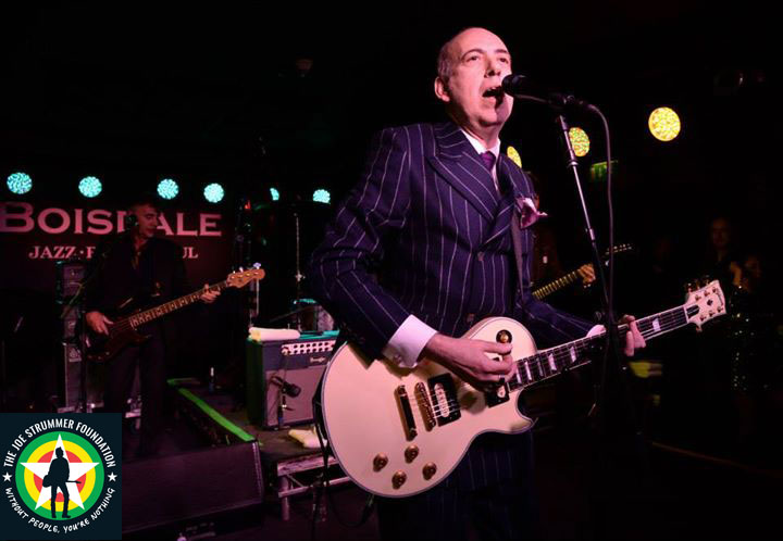 Mick Jones - The Joe Strummer Foundation