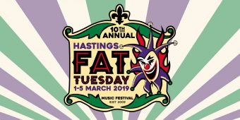 Joe Strummer Foundation & Hastings Fat Tuesday 2019