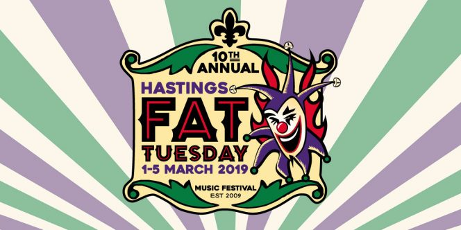 Fat Tuesday - Joe Strummer Foundation