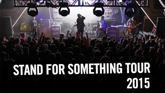 Stand For Something 2015 - The Joe Strummer Foundation & Dr Martens