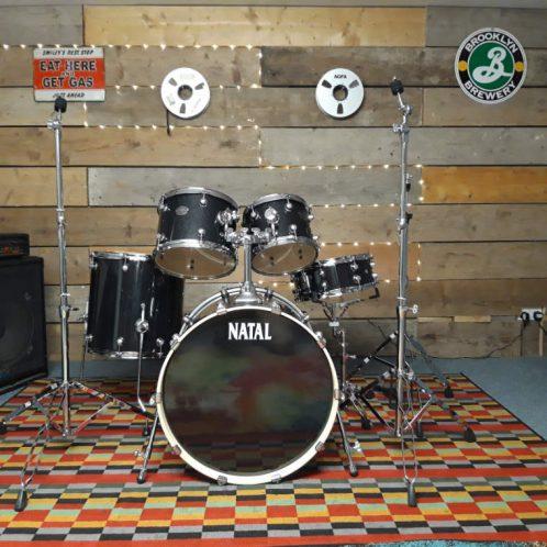 Soundhouse Project - Marshall Amps - Natal Drums - Joe Strummer