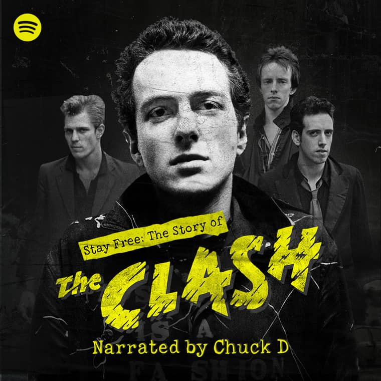 Stay Free: The Story Of The Clash