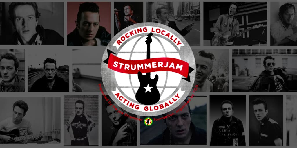 StrummerJam 2018 - Joe Strummer Foundation - Charity Concerts