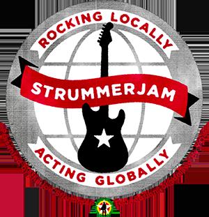 StrummerJam - Rocking Locally, Acting Globally