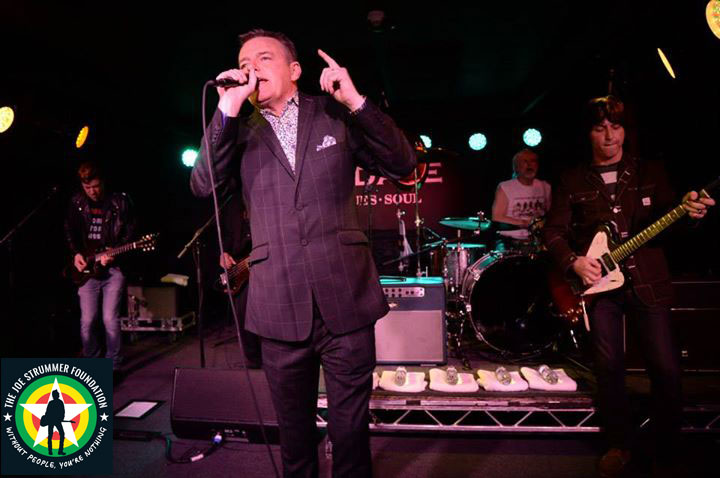 Suggs - The Joe Strummer Foundation