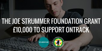 TJSF Support The Roundhouse OnTrack Programme 2016